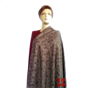Jalldar Pashmina Shawl Light